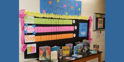 BBBA reading program is complete and the winner is…