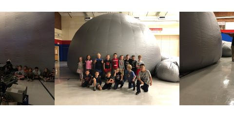The Planetarium visits BCS
