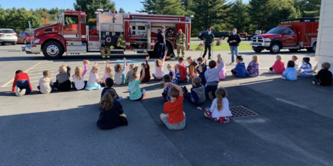 Fire Prevention & Safety Awareness Month at BCS